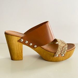 Charles David Block Heel/Wedge